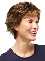 Cool-Wear Short Layered Shag Wig Chelsea by Jon Renau