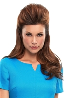 "Top This 16"" Human Hair Hairpiece by Jon Renau"