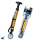 Champro - Dual Action Pump with Pressure Gauge