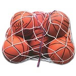 Braided Nylon Ball Bag