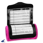 Champro Adult Wristband Playbook - Breast Cancer Awareness