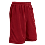"Champro 7"" Polyester Tricot Shorts"