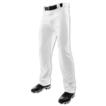 Champro Adult Open Bottom Relaxed Fit Baseball Pants
