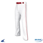 Champro Pro-Plus Open Bottom Pants with Piping