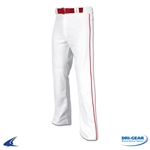 Champro Pro-Plus Youth Open Bottom Baseball Pants with Piping