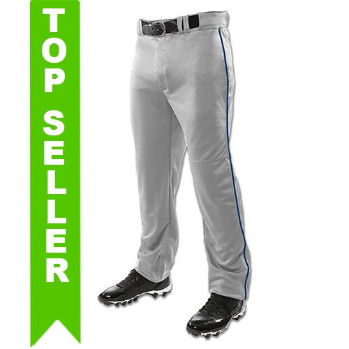 Champro Triple Crown Open Bottom Baseball Pants with Piping - NEW!