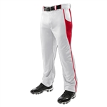 Champro Youth Triple Crown Open Bottom Baseball Pants with Geometric Insert