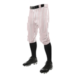 Champro Triple Crown PInstripe Knickers -Youth
