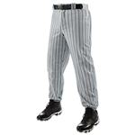 Champro Youth Pinstriped Closed Bottom Baseball Pants