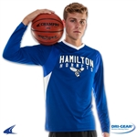 Champro youth Long Sleeve Basketball Shooting Shirt