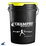 Champro 6 Gallon Ball Bucket