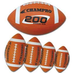 Champro 200 Premium Rubber Football
