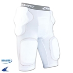 Champro Mens 5 Pocket Kick Off Football Girdle