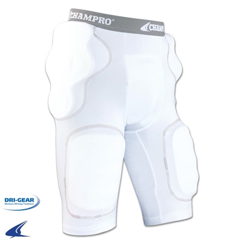 Champro Youth 5 Pocket Kick Off Football Girdle