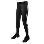 Champro Women's Low Rise Tournament Pant W/ Pipe