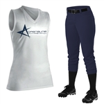 Alleson Classic 2 Fastpitch Uniform Package