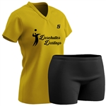 Champro Classic Volleyball Uniform Package