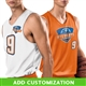 Customizable Champro Reversible Mesh Basketball Jersey
