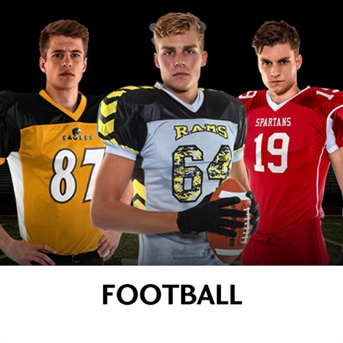 Sublimated Football Uniform