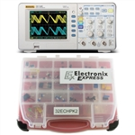 Oscilloscope, Component Hobby Pack