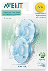 Photo of a Soothie Pacifier 2-Pack from Sandbox Medical