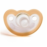 Photo of JollyPop Pacifier 0-3m Unscented - Orange n Clear