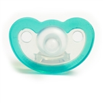 Photo of JollyPop Pacifier Preemie Vanilla Scent Teal-Clear
