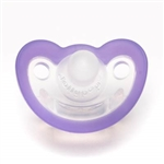 Photo of JollyPop Pacifier 0-3m Unscented - Lavender-Clear