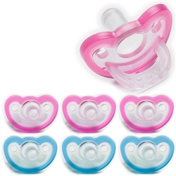 Photo of JollyPop Pacifier Value Pack 3m+ Mix Pink-Blue