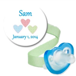 Personalized Birthday Combo Blue