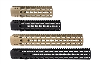 AERO AR15 Enhanced KeyMod Handguards, Gen 2