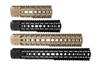 AERO AR15 Enhanced Quad Rail Handguards, Gen 2