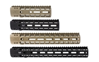 AERO AR15 Enhanced M-LOK Handguards, Gen 2