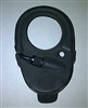 M17A1 Gas Mask Voicemitter Outlet Cover, M17A2 Gas Mask Voicemitter Outlet Cover