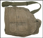 U.S. Military M17A1 Gas Mask Carrier Bag
