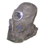 M17 Quick Doff Chemical Hood, unissued in original packaging, US Military Surplus, also fits the Czech M-10 gas mask