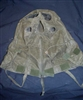 M17 Quick Doff Chemical Hood,  US Military Surplus, also fits the Czech M-10 gas mask