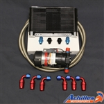 Achilles Motorsports Differential Oil Cooler Kit with Tru-Cool Cooler