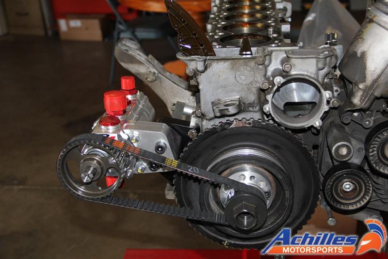 Achilles Motorsports Dry Sump Kit Bmw M50 M52 M52tu M54 S50 Us S52 Us