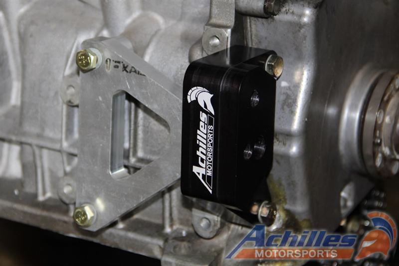 Achilles Motorsports Dry Sump Kit Bmw E46 M3 Z3m Z4m S54