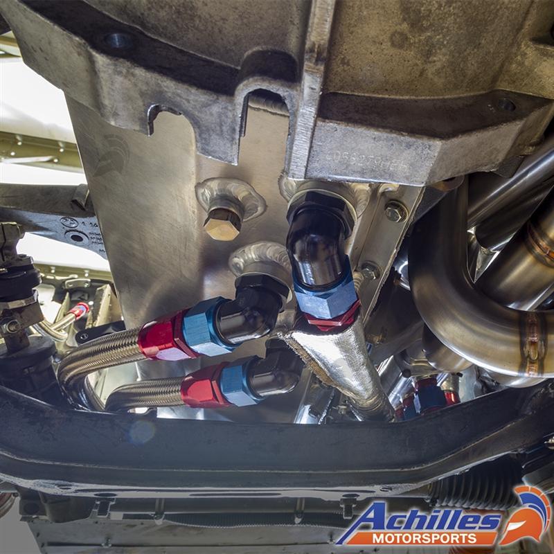 Achilles Motorsports Dry Sump Oil Pan Bmw M50 M52 M54