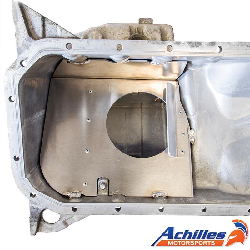 Achilles Motorsports Oil Pan Baffle E36 Z3 Bmw M50 M52