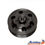Achilles Motorsports Underdrive Crank Pulley - BMW S54 & Euro S50
