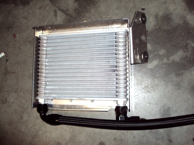Evolution Racewerks Competition Oil Cooler Upgrade Kit Bmw 135 1m Amp 335 With N54 Or N55 Engine