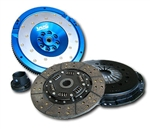 UUC Lightweight Flywheel & clutch - '03+ BMW E46 330 6-speed, SMG, Z4 3.0, '04+ 530i