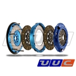 UUC Twin Disc Flywheel/Clutch kit BMW E36 3-series, M3, MZ3 and Z3, E34 525i