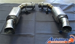 Achilles Motorsports Custom Exhaust - Built to Customer Specification - BMW E30, E36, E46, E90, E92, Z