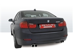 Remus Sport Exhaust - BMW F30 328i 2012+ Quad Tips