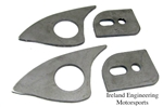 Ireland Engineering Front Subframe Mount Reinforcement Plates - BMW E30