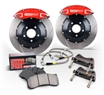 StopTech Big Brake Kit - BMW E90, E92, E93 M3 -  4 Piston - Front 355mm